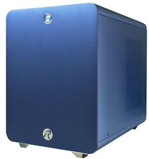 Raijintek Metis Classic Cube Blue Computer Case - 0R200013