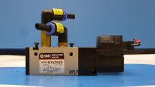 SMC Solenoid Valve Vanne CEC 5123/evz5123 (Rechn. INCL. TVA)