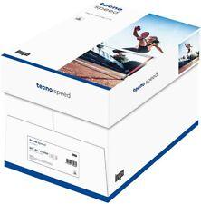 inapa Kopierpapier tecno Speed 80g A4, weiß, 2500 Blatt Papier Plano Speed Multi