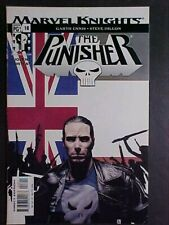 THE PUNISHER #18! MARVEL KNIGHTS! ENNIS/DILLON! 2002 MARVEL COMICS