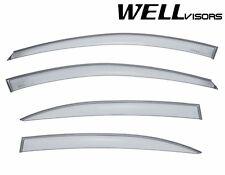For 06-10 Hyundai Sonata WellVisors Side Window Visors Premium Series