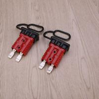 175A Rot stecker batterie stecker+4ein Steckverbindung Kontakt+2 Schutzkappe