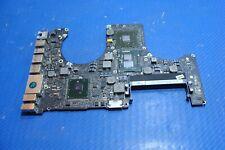 """Apple MacBook Pro 15"""" A1286 2010 i7-640M 2.66GHz Logic Board 661-5480 820-2850-A"""