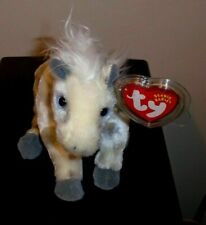 Ty Beanie Baby - LIGHTNING the Horse (8 Inch) MINT with MINT TAGS
