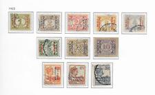 1922 USED Netherlands Indië  BANDOENG