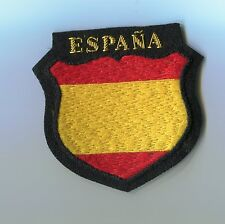 Spain Shield Patch Espana