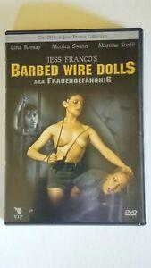 Barbed Wire Dolls.....Jess Franco's (1975 DVD)