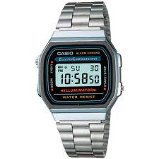 Orologio Casio A168wa-1wdf Illuminator Chrono