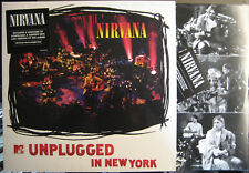 "Nirvana ""MTV Unplugged in New York"" - LP - 180 grammi-mp4 codice download"
