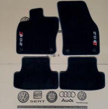 Audi Q2 original SQ2 Fußmatten vorne hinten Veloursmatten Stoffmatten S-Line