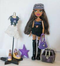 Bratz Treasures Sasha Ultra Rare Collectable Doll VGC