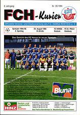 II. BL 94/95 FC Hansa Rostock - FC St. Pauli, 23.08.1994