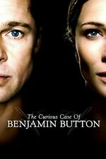 The Curious Case Of Benjamin Button (DVD, 2009) NEW SEALED