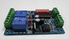 DMX512 DC Motor Speed controller board DC5-24V positive inverse rotation C1