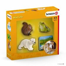 42474 Schleich Wild Life Flash cards Wild Life Card Game Age 3 Years+