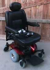 Invacare Pronto M 41   electric Power wheelchair 1 hr of use on chair look 2015