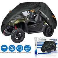 Side-by-Side Utility Vehicle Storage Cover Waterproof For Kawasaki Teryx 750 800