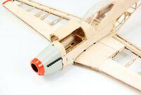DELTA DART Beginners Rubber Band Plane Balsa Wood Model Airplane Kit Midwest 510