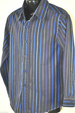 Cotton Blend Formal Striped Shirts (2-16 Years) for Boys