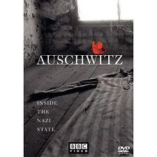 BBC Video : AUSCHWITZ - Inside the Nazi State    BRAND NEW