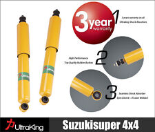 2 Heavy Duty Rear Super Low Holden Commodore VR,VS.UTE Shock Absorbers