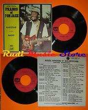 LP 45 7'FRANCO RT K'OK JAZZ Marceline Mado france PATHE' 2C 006-15.147 cd mc dvd