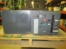 Sq D NW32 Masterpact Breaker 3200A Frame 3000A Rated 3P 600V Non-Auto MO/DO Used