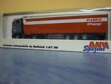 AWM LKW MAN F2000 HD/Aerop. Ga-KSZ Planzer