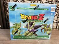 DRAGON BALL Z PERFECTION 1ST EDITION 24 PACK PANINI BOOSTER BOX BRAND NEW SEALED