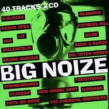 Big Noize (2000) Reamonn, H-Blockx vs. Dr. Ring Ding, Guano Apes, Garba.. [2 CD]