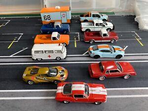 Lamley Lot Sale: Greenlight Gulf Hitch, Ford, C10, VW, Mustang, Camaro, Dodge