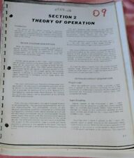Tektronix 5A22N Differential Amplifier Theory of Operation