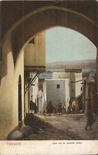 Tanger, MOROCCO - Arab Quarter