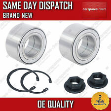 FORD FOCUS MK1 1.4 1.6 1.8 2.0 ST170 FRONT WHEEL BEARING KIT PAIR WITH ABS 98>05
