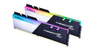 G.SKILL F4-3000C16D-16GTZN TridentZ Neo Series, Arbeitsspeicher, 16 GB DDR4