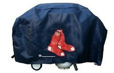 MLB Boston Red Sox Economy Barbeque BBQ Grill Cover  New