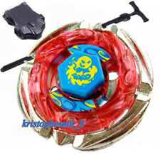 Beyblade BB37 Aquarius 4D Metal Fusion Fight Super Caouario 105RF with Launcher