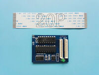 Sega Saturn modchip V3 20p chip Direct Reading, Replacement part mod chip 20 pin