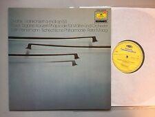 EDITH PEINEMANN DVORAK & RAVEL VC DG STEREO LP