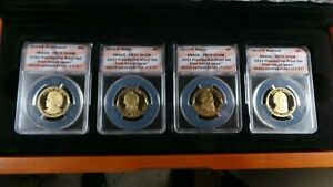 2011  FIRST DAY OF ISSUE  Presidential Proof Set, ANACS - PR70 DCAM