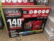 Lincoln Electric K2514 1 Weld Pak 140 Hd Wire Feed Welder