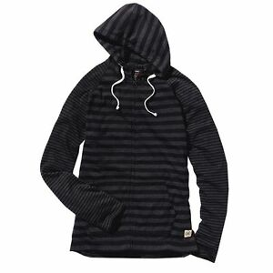 New Unionbay Men's Canterbury Full Zip Hoodie Jacket Charcoal Size X-Large $44
