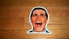Patrick Bateman Sticker American Psycho