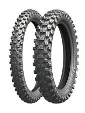 Michelin Tracker Reifensatz Motocross 120/80-19 + 80/100-21