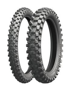 Michelin Tracker Reifensatz  Enduro 120/90-18 + 90/90-21  Straßenzugelassen