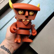 "Kidrobot Futurama ROBOT DEVIL / BEELZEBOT 6"" medium figure figurine Vinyl"