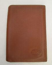 AUTHENTIQUE portefeuille - porte-monnaie LONGCHAMP  cuir  TBEG vintage