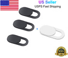 4 PCS WebCam Cover Slide Camera Privacy Security Protect Sticker for Most Device