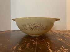 Vintage Pyrex Forest Fancies Cinderella 4 Quart Mixing Bowl #444