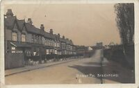 POSTCARD   WORCESTERSHIRE   STECHFORD    Manor  Road    RP